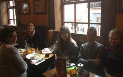 Les élèves de la section européenne à Dublin – quelques photos