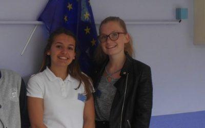 Europe Day – 15 mai 2018 Animation européenne auprès des collégiens par les élèves de la section européenne
